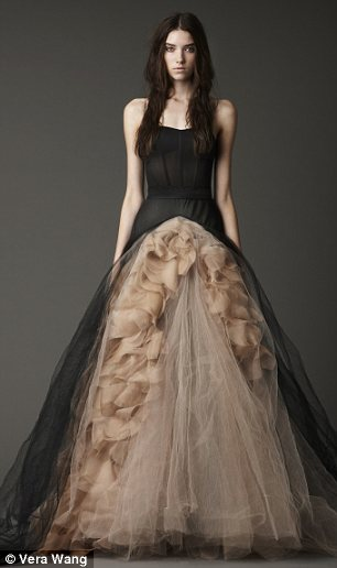 Black Wedding Dress Up : Gown u2013 gina louisa designs