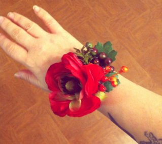 corsage a