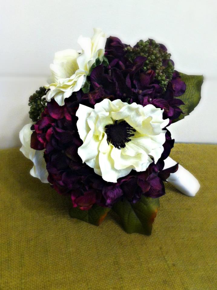 October Wedding Flowers Purple : Gallery for gt fall wedding flowers purple