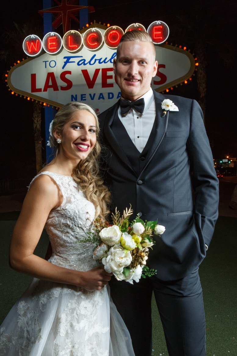 Welcome to Las Vegas Sign and Las Vegas Strip Wedding Photography - http://www.StevenJosephPhotography.com